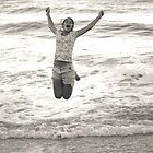 Jump for Joy by Angie  Hoover