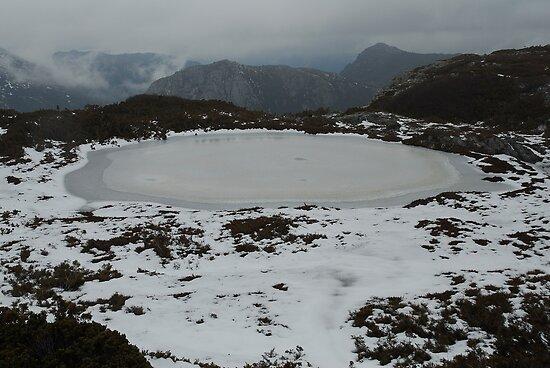 Snow & Ice, Cradle Mtn Plateau, Tasmania by tasadam