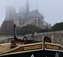 Shroud over Cathedral by wooly