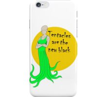 tentacles are the new black iPhone Case/Skin