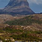 Lochinver & Suilven by Roger Butterfield