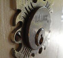 Keyhole by JRobinWhitley