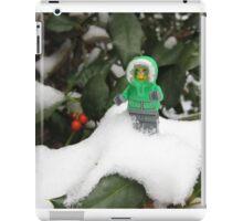 LEGO Mini Eskimo in Holly  iPad Case/Skin