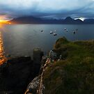 Elgol by Willy Vendeville