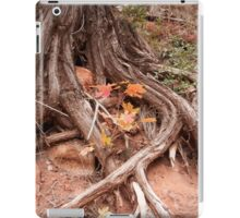 Strong roots, a good thing to have iPad Case/Skin