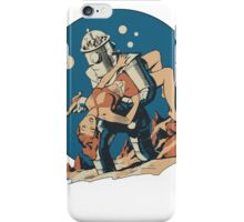 Damsel in Space iPhone Case/Skin
