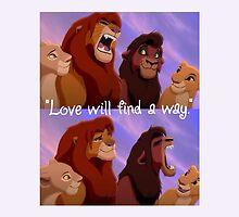 Lion King 2 by nadeneelali