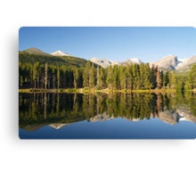 Sprague Lake in Colorado Canvas Print