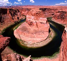 Horseshoe Bend by steveberlin