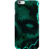 MOONLIGHT ZOMBIE HALF FACE iPhone Case/Skin