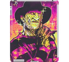 Neon Horror: Freddy  iPad Case/Skin