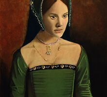 Medieval Girl 2 by Robert O'Neill