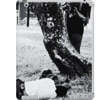 The Photographer iPad Case/Skin