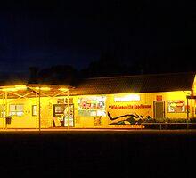 Widgiemooltha Roadhouse by Daniel Fitzgerald