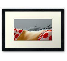 Bikini Framed Print