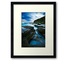 Terrigal Framed Print