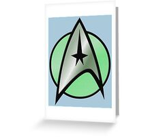 Star Trek Medical - The Motion Picture Greeting Card