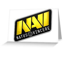 NA'VI GAMING Greeting Card