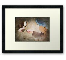 The Offering Framed Print