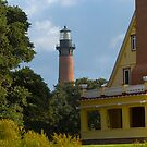 Currituck Lighthouse by Andy Mueller