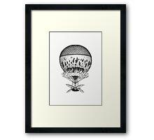 Jellyfish Joyride  Framed Print