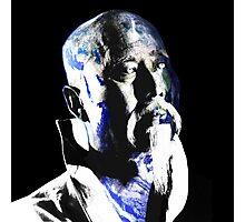 Earth Master Chinese Number One Son Keye Luke, Kung Fu Gremlin Photographic Print