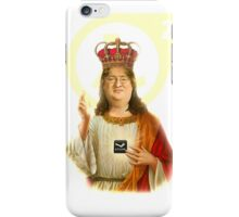 Our Lord and Savior, Gaben iPhone Case/Skin