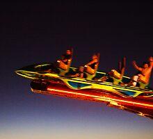 Stratosphere by Richard Hanley www.scotland-postcards.com