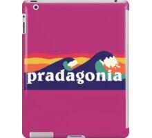 Pradagonia waves iPad Case/Skin