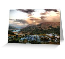 Killarney - Ladies View Greeting Card