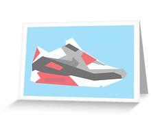 AF90 - Minimal Sneaker Greeting Card