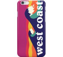 West Coast iPhone Case/Skin