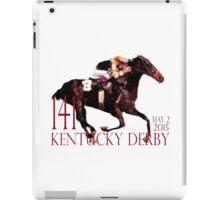 Kentucky Derby 2015 iPad Case/Skin