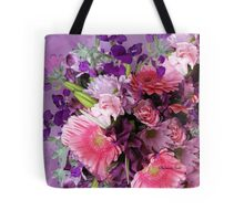 A Passion for Pink and Purple Tote Bag