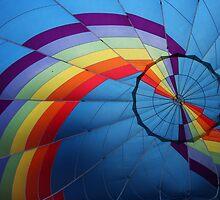 Inside a balloon by noffi