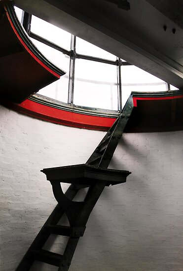 Fresnel Climb by Nikki Trexel