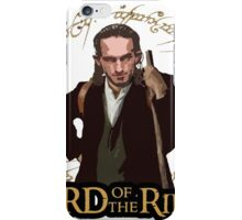 Neville - Lord of the Ring iPhone Case/Skin