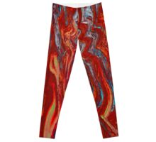 Angry Rooster Leggings