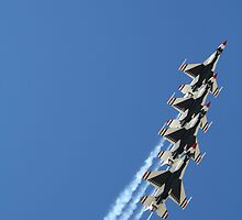Thunderbirds! by Linda Jackson