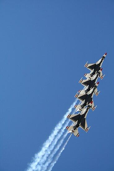 Thunderbirds! by Linda Jackson