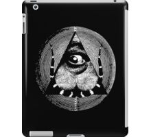 dali's all-dreaming eye iPad Case/Skin