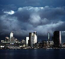 Silver City by William Watt