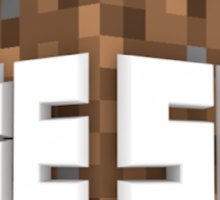 The Cube SMP Sticker