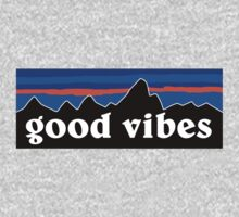 Good Vibes - Mountain version by mustbtheweather