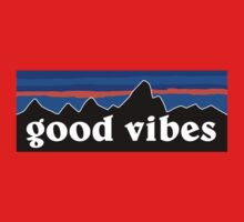 Good Vibes - Mountain version Kids Clothes