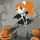 little miss pumpkin by sinagtala