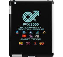 WipEout - FX3000 League iPad Case/Skin