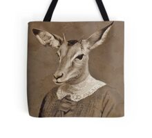 A Letter To W H Tote Bag