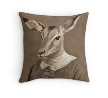 A Letter To W H Throw Pillow