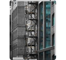 Leeds Fire Escape iPad Case/Skin